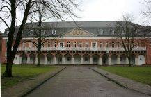 Marstall bâtiment Aurich, administration de Niedersachsen